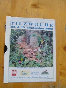 Auch an diesem Projekt beteiligt war der NABU und die Fachgruppe Mykologie aus Schwerin.