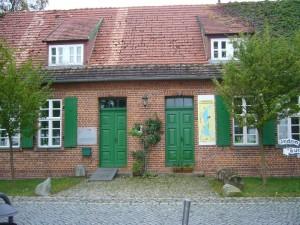 Die Naturschutzstation in Schwerin - Zippendorf, direkt am Badestrand des Schweriner See`s gelegen.