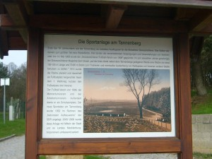 Unsere Tour begann am Grevesmühlener Sportplatz am Tannenberg. Eine sehr schöne, gepfegte und vielseitige Sportstätte.