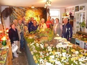An dieser Stelle sei nochmals allen gedankt, die an der Realisierung und dem gelingen dieser großen Pilzausstellung ihren Anteil haben. Insbesondere den Pilzfreunden der Gemeinnützigen Gesellschaft Wismar e.V..