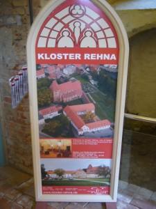 Im Kreuzgang der alten Klosteranlage zu Rehna konnte auch in diesem Jahr wieder eine der größten Pilzausstellungen Norddeutschlands bewundert werden.