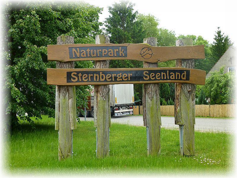 Unser Exkursionsgebiet gehört zum Naturpark Sternberger Seenland.
