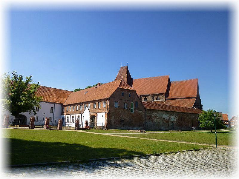 Danach ging es noch zum Kloster Rehna.