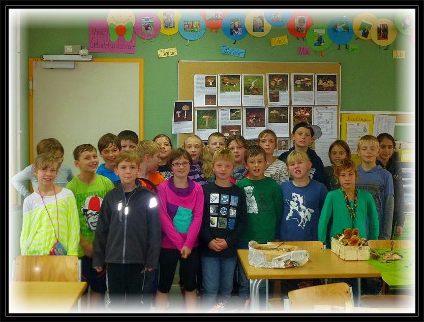 Zum Abschluß nochmal ein Gruppenfoto zur Erinnerung. 14. Oktober 2014.