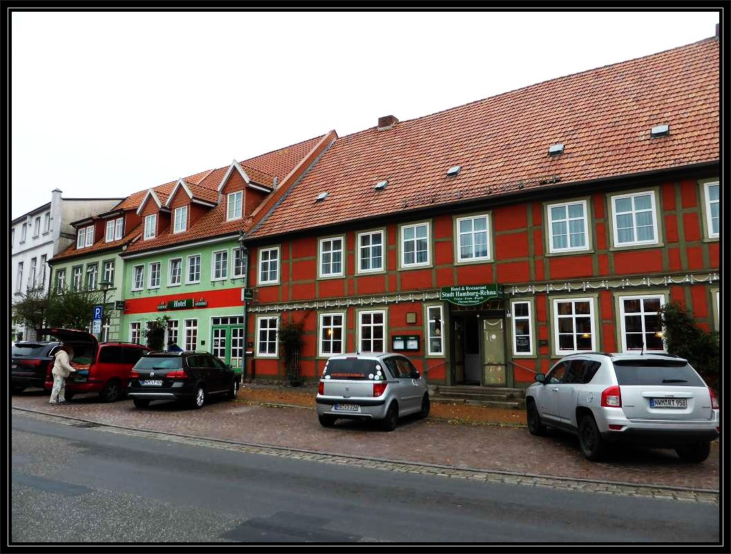 Ausgehend vom Rehnaer Hotel Stadt Hamburg begann die 1. Pilzreise am Nachmittag des 22. Oktobers 2015.