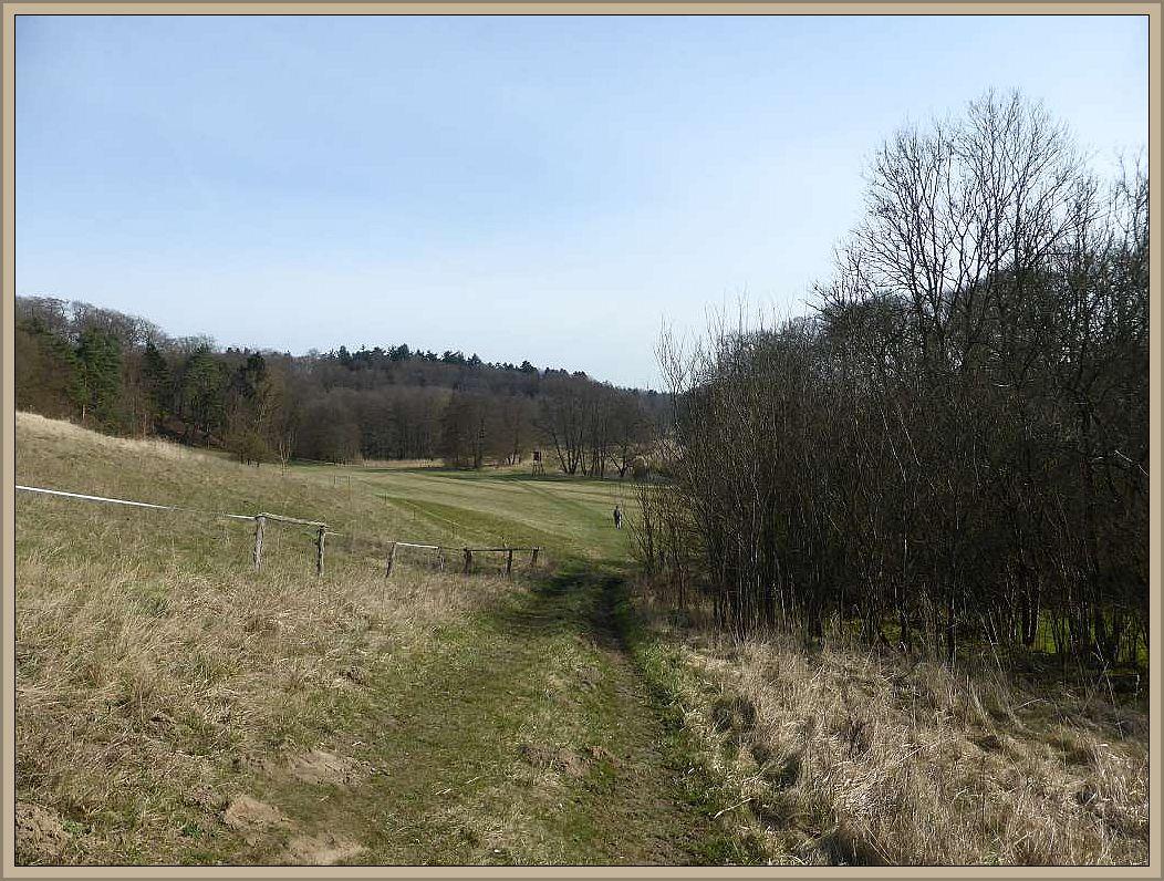 Hügelige Wiesen und Wälder, eine landschaftliche Perle unserer heimatlichen Natur, stark eiszeitlich geprägt.