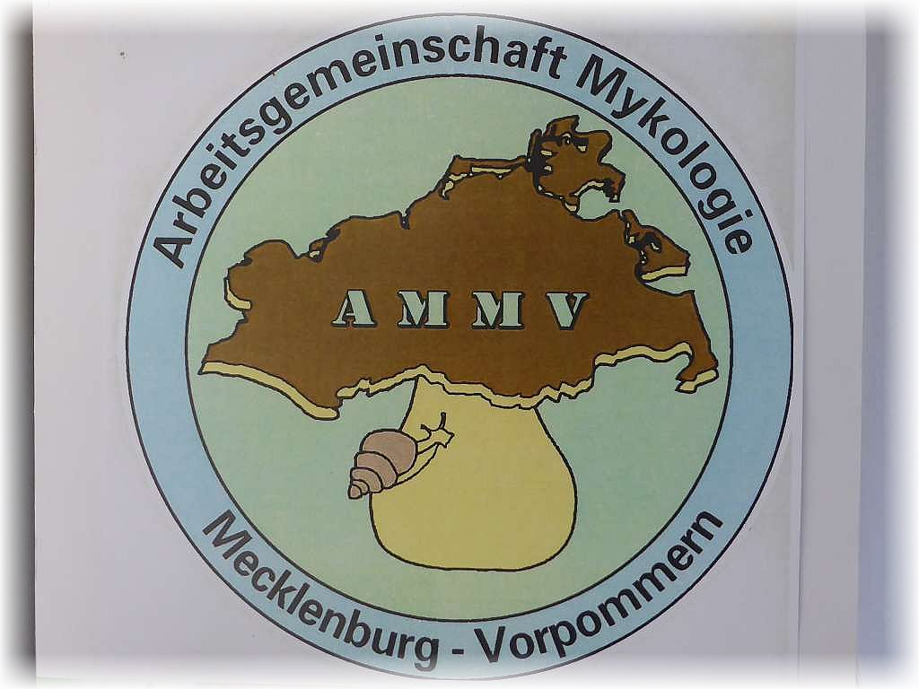Das Logo unserer, vor genau 25 Jahren gegründeten Fachgruppe Mykologie innerhalb des NaBu - Deutschland.