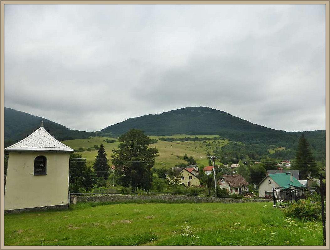 Vricko, das frühere Münnichwies, in der Slowakei, war ein wichtiges Ziel unserer kleinen Reise. Es ist der Geburtsort meiner Mutter, den ich wenigstens einmal im Leben besucht haben wollte.