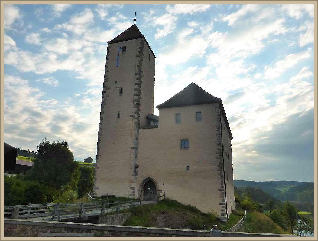 Unser letztes Ziel war die mittelalterliche Burganlage Trausnitz in derr Oberpfalz. In ihr befindet sich eine Jugendherberge in ruhiger, romantischer Lage.