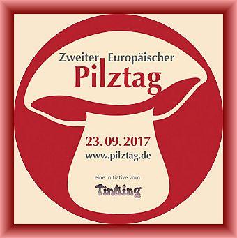 Europäischer Pilztag im Jahre 2017.