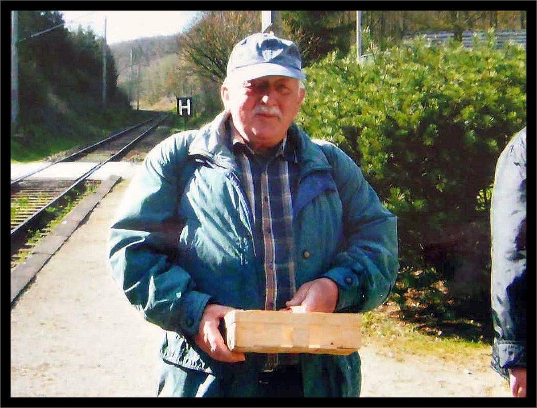 Helmut Kalau - geboren am 15. Februar 1943 - gestorben am 22. Dezember 2016.